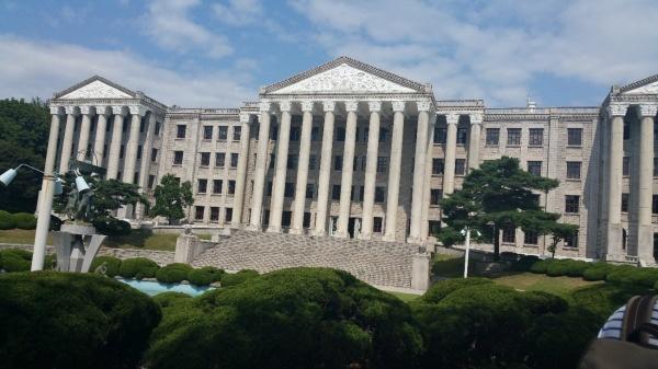 キョンヒ大学本館