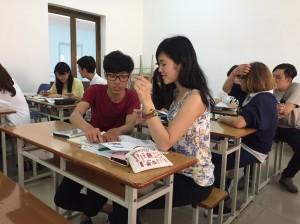 ベトナム語講座の様子